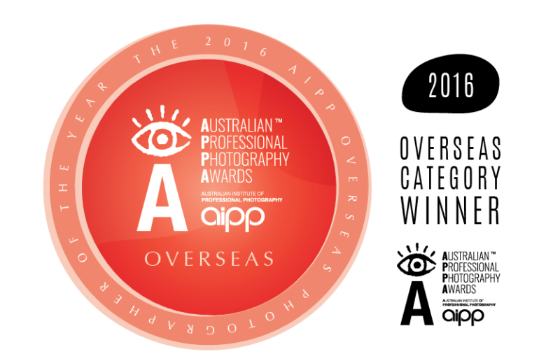 AIPP APPA Overseas Photographer of the Year